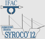 IFAC Symposium on Robot Control...