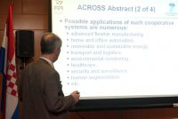 ACROSS presentation at ARCA 2011