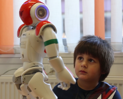 Pilot project aiming to use Nao...